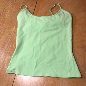 Lilly Pulitzer green Cami size XS